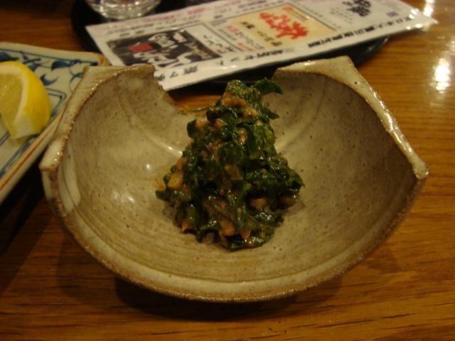 新宿「酒処 吉本」へ行く。_f0232060_1372668.jpg