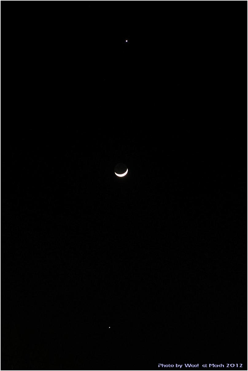 金・月・木が並んだ_c0198669_1643174.jpg