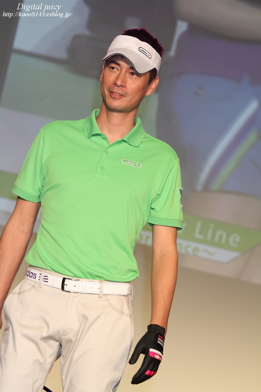 adidasGolf New Line - Fashion Perfomance - ・・・ パート1_c0216181_2024596.jpg