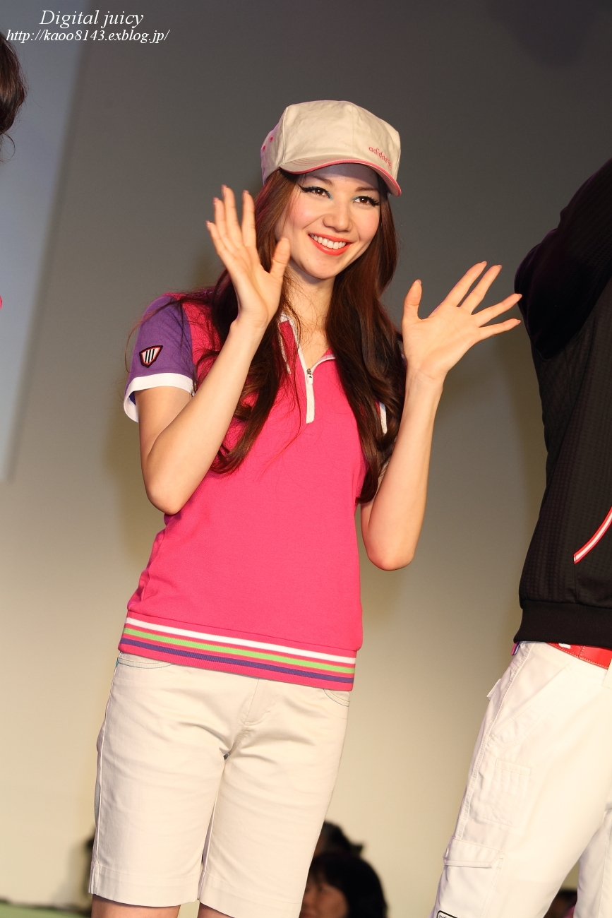 adidasGolf New Line - Fashion Perfomance - ・・・ パート1_c0216181_203239.jpg