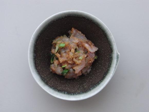クロメヌケを食べてみた 120512_c0237483_629611.jpg
