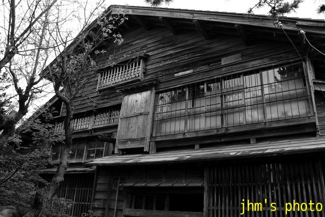 明治そのままの建物、北斗市種田邸 2_a0158797_1531548.jpg