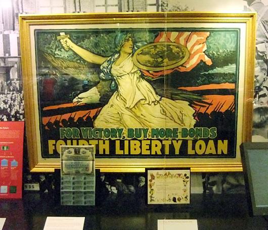 ニューヨークならではの金融ミュージアム  Museum of American Finance_b0007805_5193898.jpg