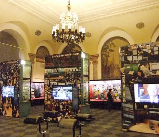 ニューヨークならではの金融ミュージアム  Museum of American Finance_b0007805_53029.jpg