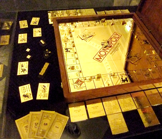 ニューヨークならではの金融ミュージアム  Museum of American Finance_b0007805_532888.jpg