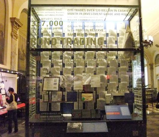 ニューヨークならではの金融ミュージアム  Museum of American Finance_b0007805_53975.jpg