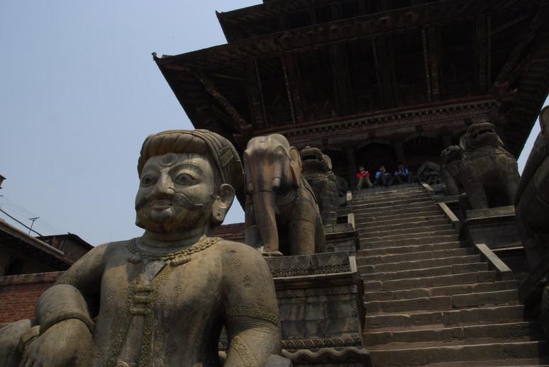 2012年5月 I Love Nepal. ネパールヒマラヤ再訪記(ランタン谷トレッキング)No.1_c0219616_20365742.jpg
