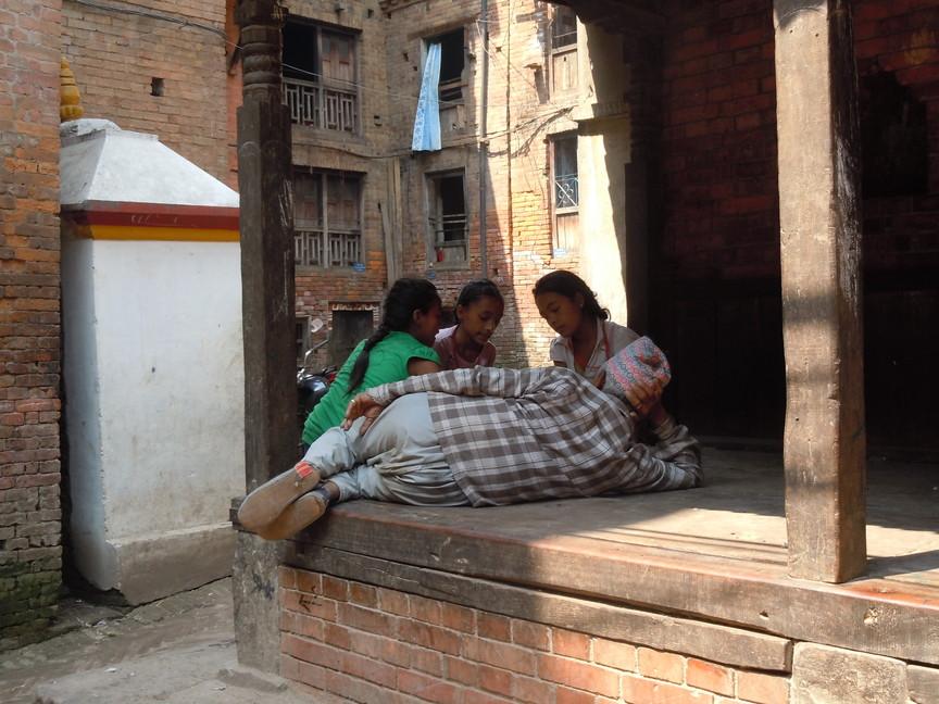 2012年5月 I Love Nepal. ネパールヒマラヤ再訪記(ランタン谷トレッキング)No.1_c0219616_20383546.jpg