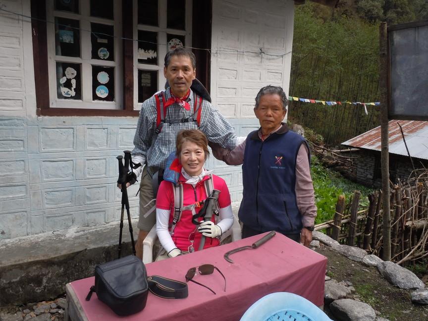 2012年5月 I Love Nepal. ネパールヒマラヤ再訪記(ランタン谷トレッキング)No.1_c0219616_20395564.jpg