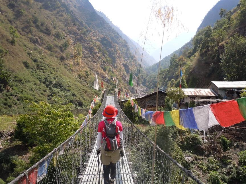 2012年5月 I Love Nepal. ネパールヒマラヤ再訪記(ランタン谷トレッキング)No.1_c0219616_20401473.jpg