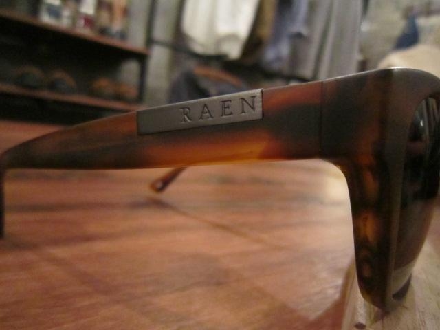 サングラスブランド 【RAEN optics】 ご紹介_f0191324_1394566.jpg