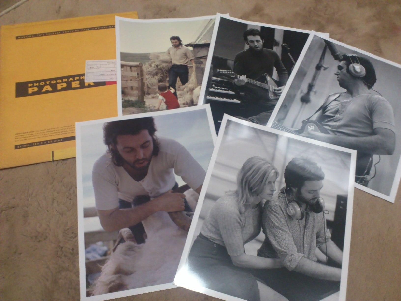 「ざまーみろ」 ポール・マッカートニー「RAM」再発売にあたって_a0189732_1840670.jpg