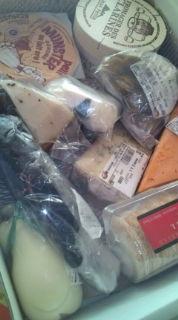 チーズ盛り合わせ_b0124144_17184486.jpg
