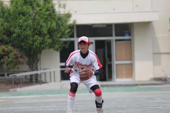 厚崎中学ソフトボール部 フォトギャラリー 蒲田編_b0249247_22163478.jpg