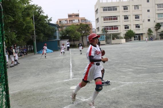 厚崎中学ソフトボール部 フォトギャラリー 蒲田編_b0249247_2221569.jpg