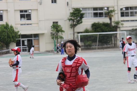 厚崎中学ソフトボール部 フォトギャラリー 蒲田編_b0249247_22222627.jpg