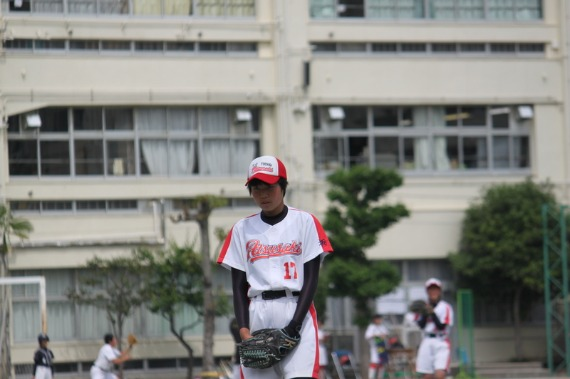 厚崎中学ソフトボール部 フォトギャラリー 蒲田編_b0249247_22231553.jpg