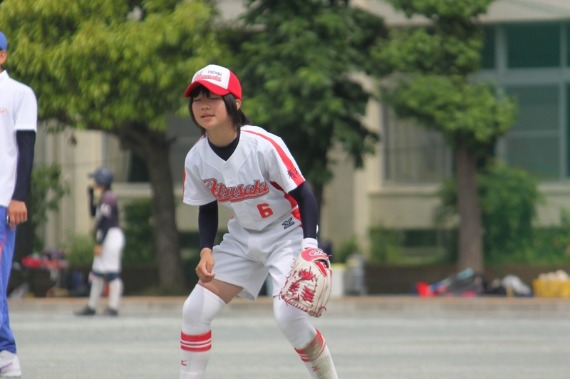 厚崎中学ソフトボール部 フォトギャラリー 蒲田編_b0249247_2238661.jpg