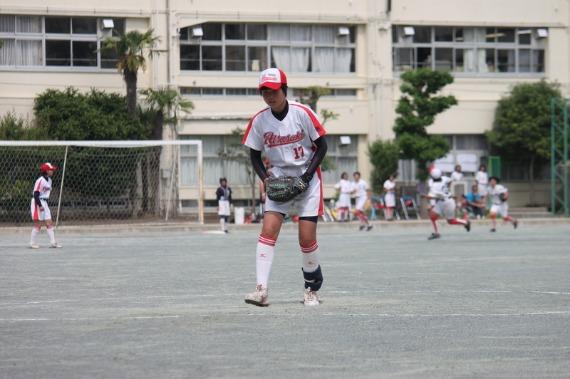 厚崎中学ソフトボール部 フォトギャラリー 蒲田編_b0249247_22493512.jpg