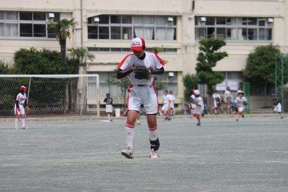 厚崎中学ソフトボール部 フォトギャラリー 蒲田編_b0249247_22495947.jpg