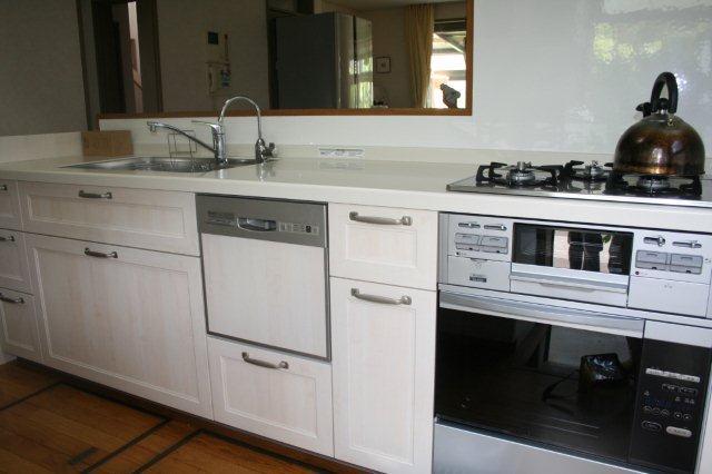 キッチンのリフォームが終了(東京都多摩市)_e0207151_1747409.jpg