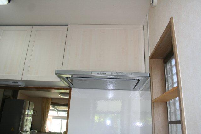 キッチンのリフォームが終了(東京都多摩市)_e0207151_17514171.jpg