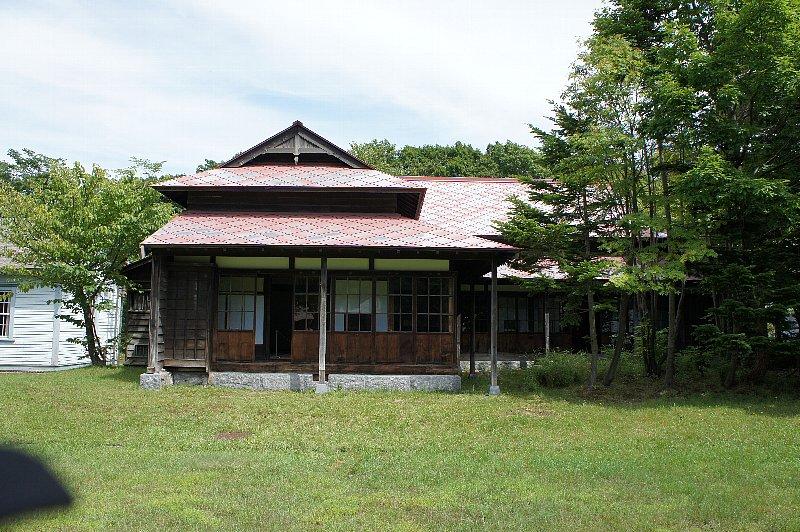 北海道開拓の村 旧松橋家住宅_c0112559_8245153.jpg