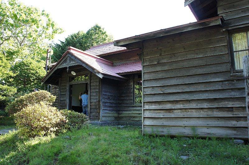 北海道開拓の村 旧松橋家住宅_c0112559_8261540.jpg