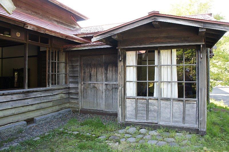 北海道開拓の村 旧松橋家住宅_c0112559_8263455.jpg
