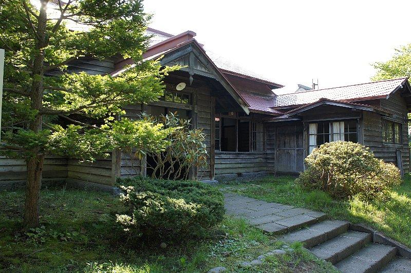 北海道開拓の村 旧松橋家住宅_c0112559_8265561.jpg