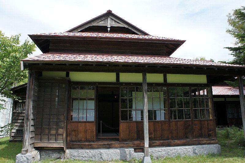 北海道開拓の村 旧松橋家住宅_c0112559_826598.jpg