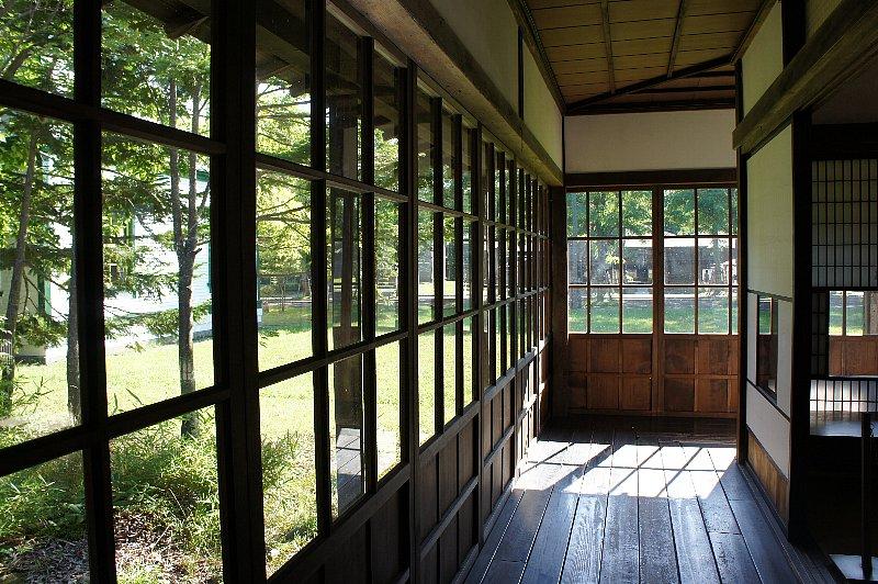 北海道開拓の村 旧松橋家住宅_c0112559_8274661.jpg