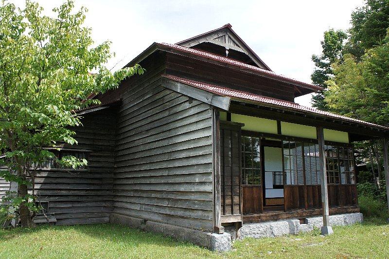 北海道開拓の村 旧松橋家住宅_c0112559_8275586.jpg