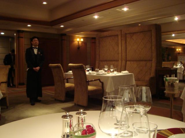 銀座・帝国ホテル「レ セゾン」へ行く。_f0232060_0501982.jpg