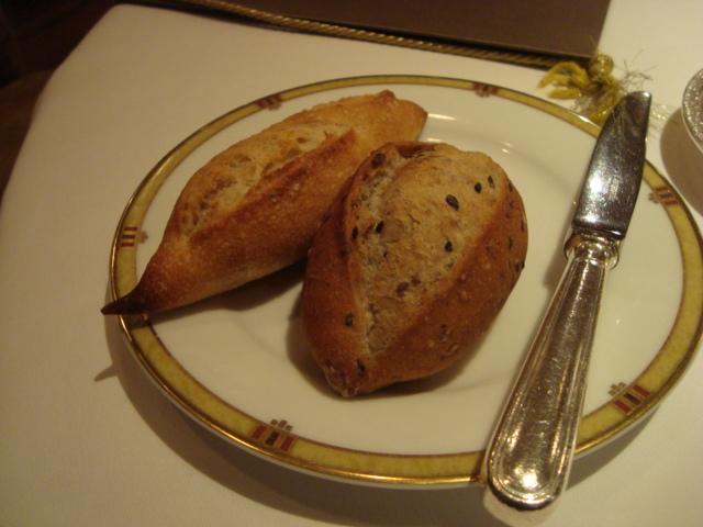 銀座・帝国ホテル「レ セゾン」へ行く。_f0232060_0572021.jpg