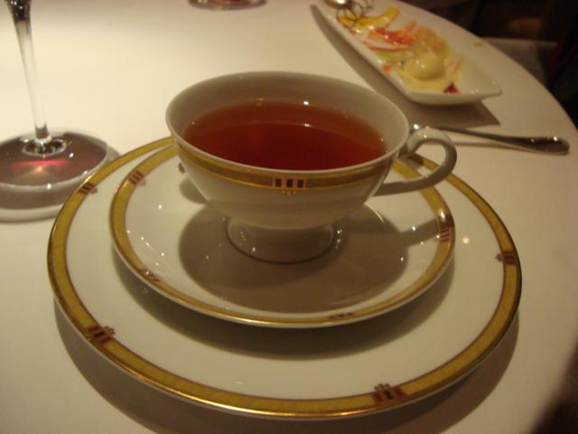 銀座・帝国ホテル「レ セゾン」へ行く。_f0232060_1315589.jpg