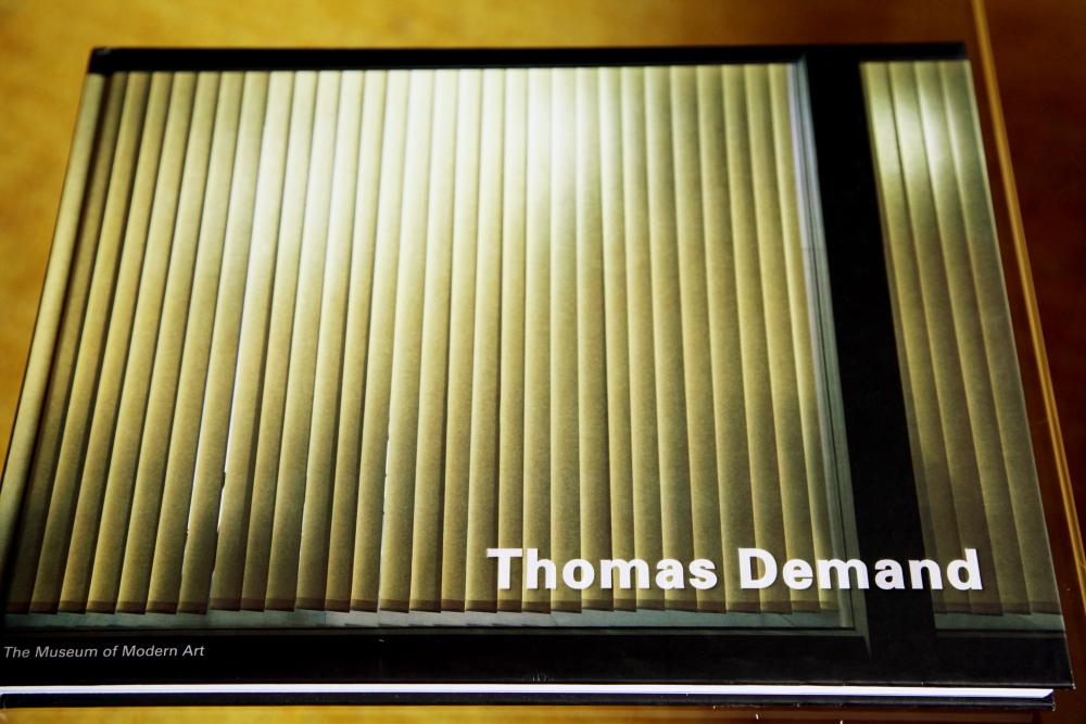 Thomas Demand  「Thomas Demand 」_c0016177_1812268.jpg