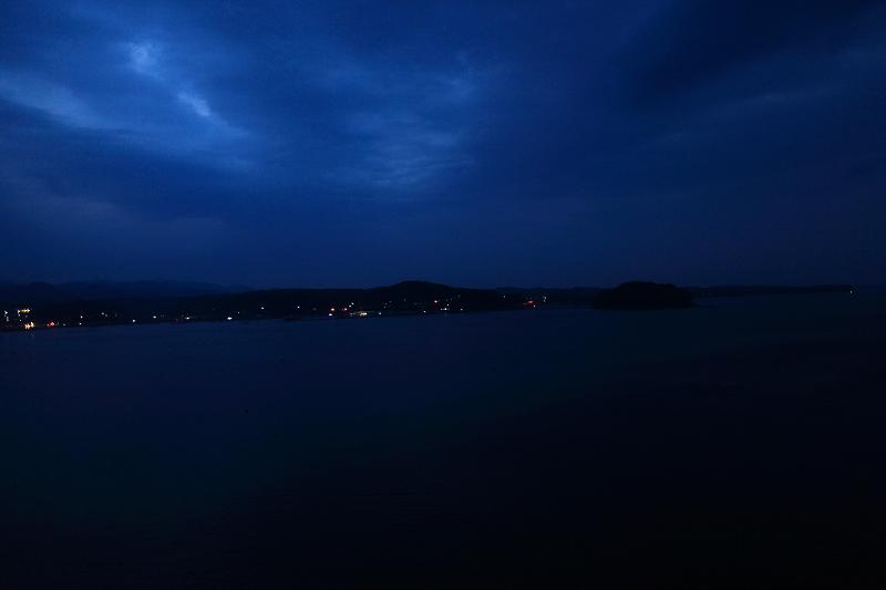 南三陸志津川 俯瞰してみると静かなおだやかな海_a0160581_21125580.jpg