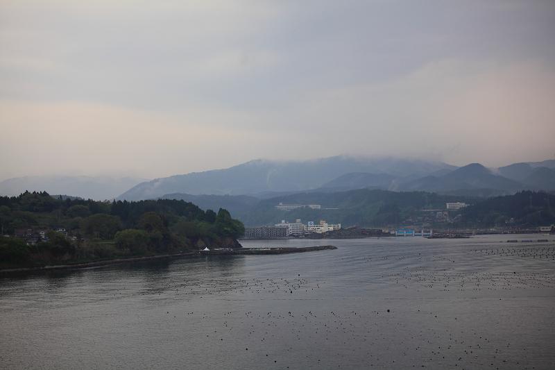 南三陸志津川 俯瞰してみると静かなおだやかな海_a0160581_2154954.jpg
