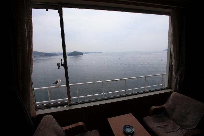 南三陸志津川 俯瞰してみると静かなおだやかな海_a0160581_215744.jpg