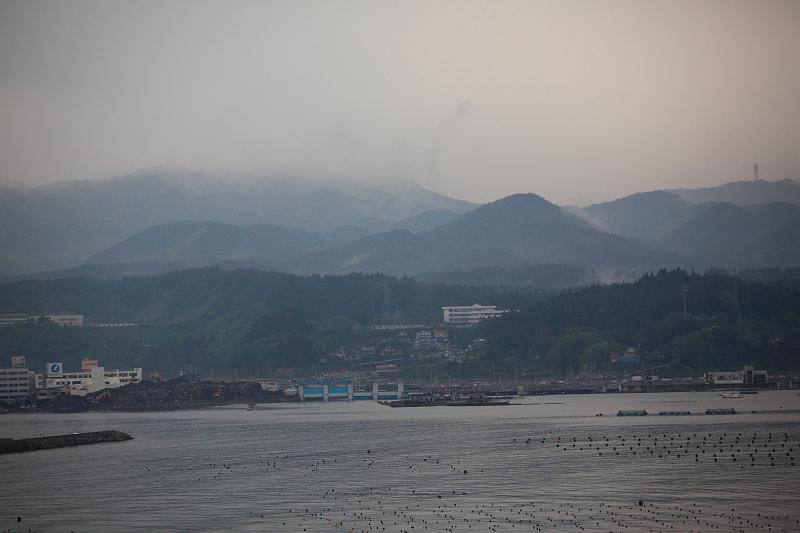 南三陸志津川 俯瞰してみると静かなおだやかな海_a0160581_218780.jpg