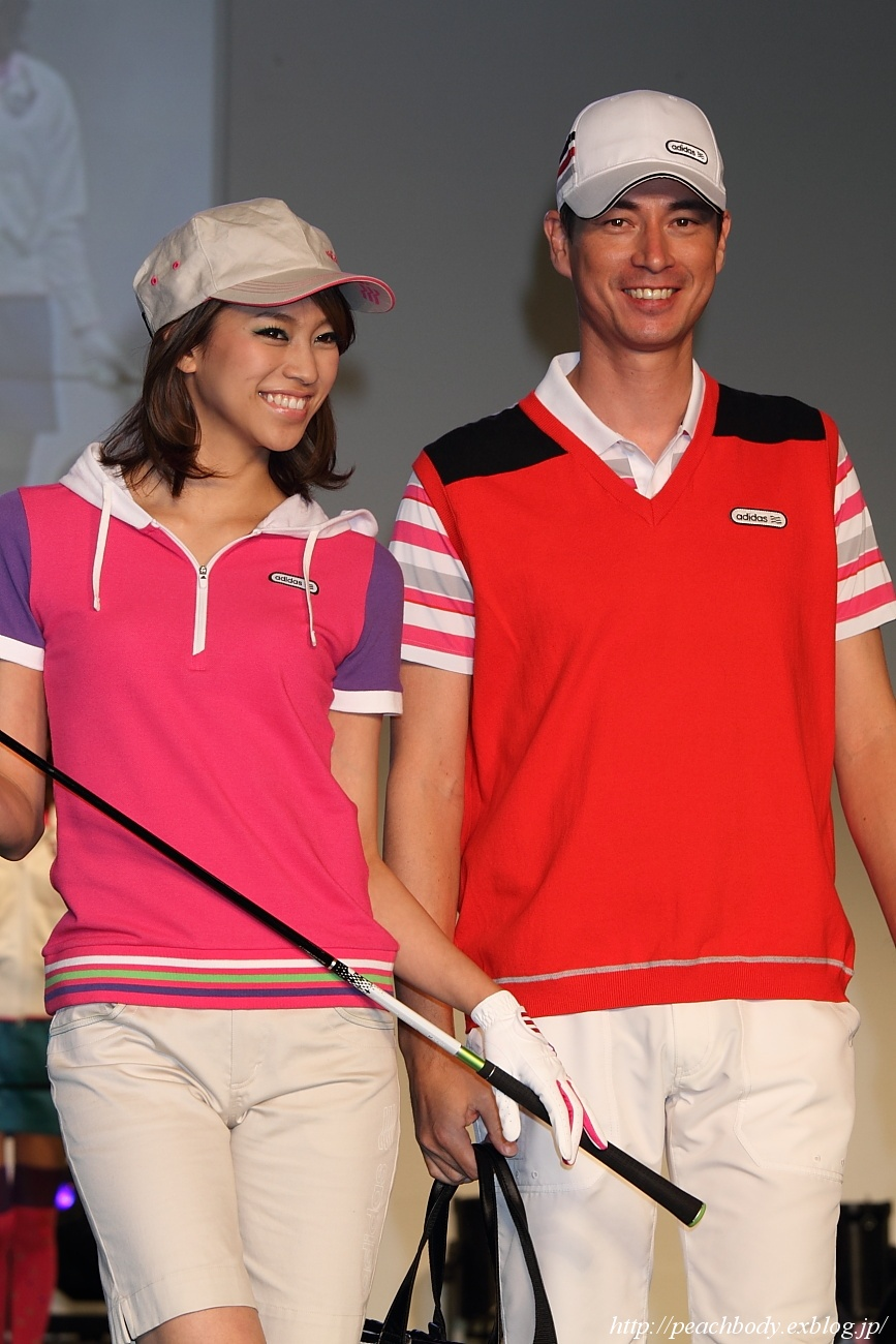 EVEN×RAKUEN GOLF Style Collection 2012 STAGE-C その4_c0215885_2331243.jpg