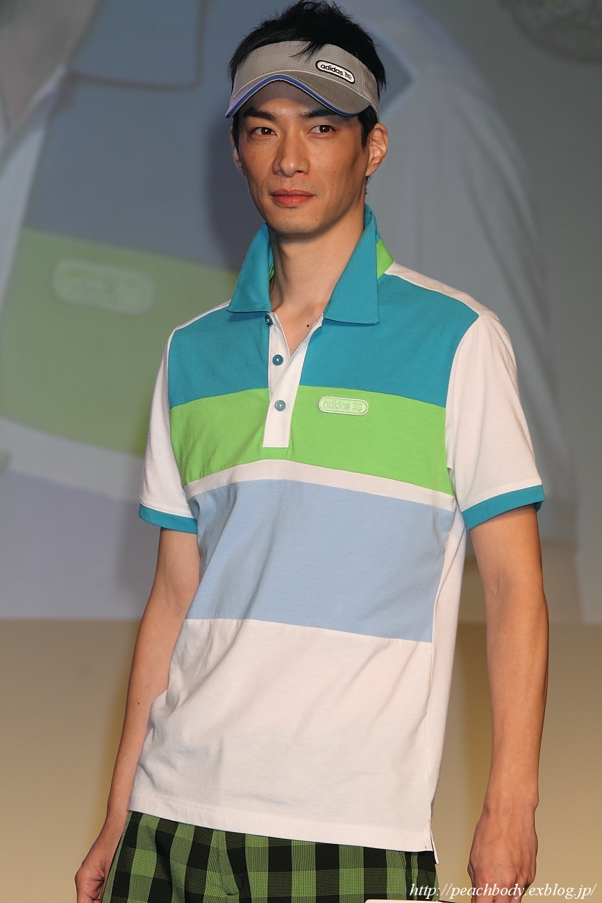 EVEN×RAKUEN GOLF Style Collection 2012 STAGE-C その4_c0215885_2375345.jpg
