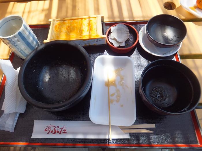 潮の香りを感じて 虻田 ウニ丼ツーリング!!_c0226202_12204591.jpg