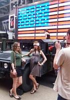 NYのタイムズ・スクエアからフリート・ウィークのイベント風景_b0007805_124915.jpg