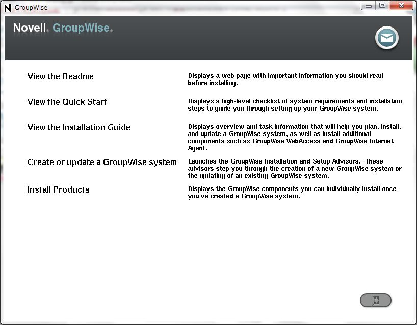 GroupWise 6.5 -> GroupWise2012 への update - 1_a0056607_16512799.jpg