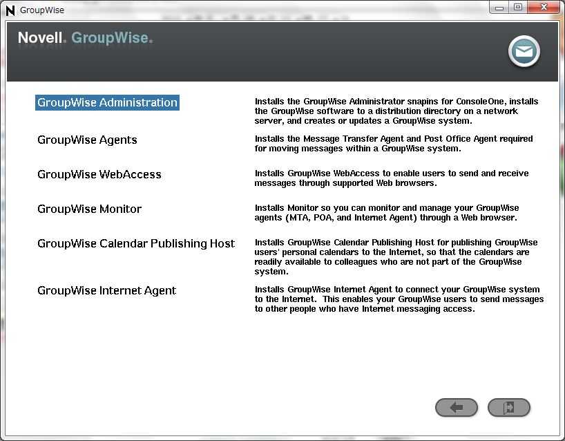 GroupWise 6.5 -> GroupWise2012 への update - 1_a0056607_1733526.jpg