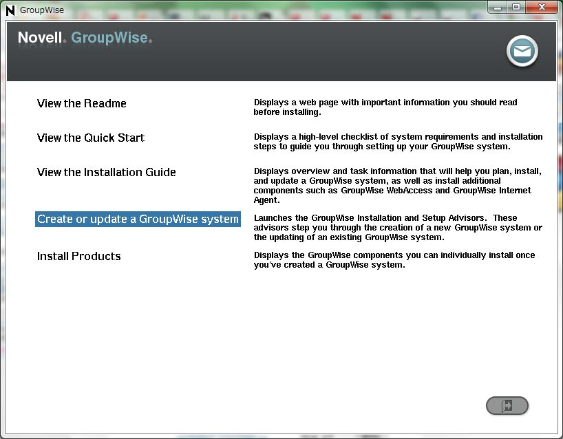GroupWise 6.5 -> GroupWise2012 への update - 1_a0056607_17345380.jpg
