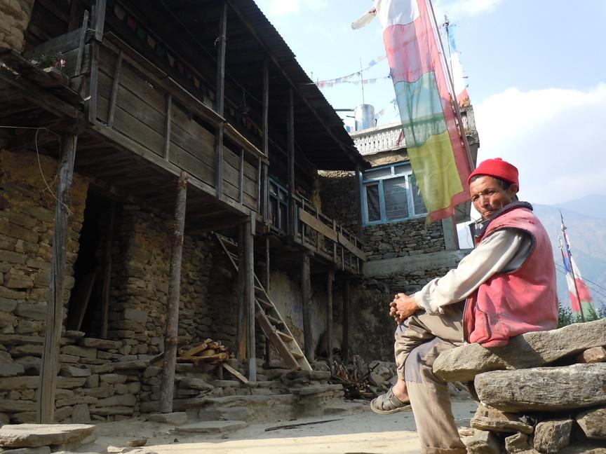 2012年5月 I Love Nepal. ネパールヒマラヤ再訪記(ランタン谷トレッキング)No.1_c0219616_21303248.jpg
