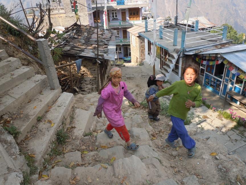 2012年5月 I Love Nepal. ネパールヒマラヤ再訪記(ランタン谷トレッキング)No.1_c0219616_21313742.jpg